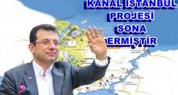 """İMAMOĞLU: """"KANAL İSTANBUL, SONU GELMİŞ BİR PROJEDİR"""""""