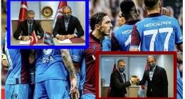 Trabzonsporun Hocası Resmen Abdullah Avcı…