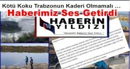 Başkan Zorluoğlu  :KÖTÜ KOKU TARİHE KARIŞACAK