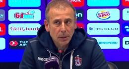 Abdullah Avcı : Her Maç Gol Yiyen Takım Bugün Yemedi …