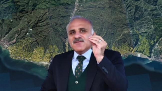 Başkan Zorluoğlu : Trabzonun En Büyük Sorununu Ortadan Kaldıracağız