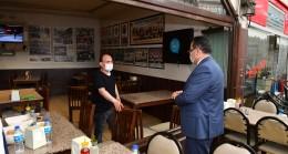 Başkan Genç, Koronavirüs Salgınıyla İlgili Vatandaşları Bizzat Uyardı