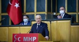 Devlet Bahçeliden Milletvekillerine : Cumhur İttifakı'nın Ruhuna Aynen Riayet Edin