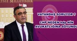 CHP'Lİ TANRIKULU'NUN BASIN TOPLANTISI