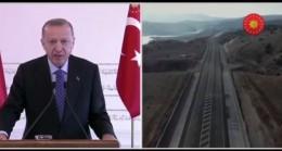 """""""Azerbaycanlı kardeşlerimizin mücadeleleri neticesinde bugün Karabağ semalarını hilal ve yıldız süslüyor"""""""