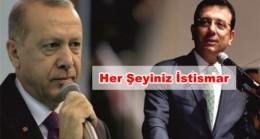 Cumhurbaşkanından İmamoğluna : Seçim Öncesi Eyüp Sultanda Yasin-i Şerifi Neden Türkçe Okumadın ?