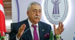 TESK Genel Başkanı PALANDÖKEN, Esnaf Destek Beklerken Karşısında İcra Memurlarını Buluyor…