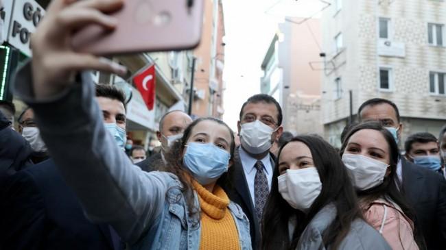 """İMAMOĞLU, SİLİVRİ'DEN MESAJ VERDİ: """"AMACIMIZ EŞİT HİZMET"""""""