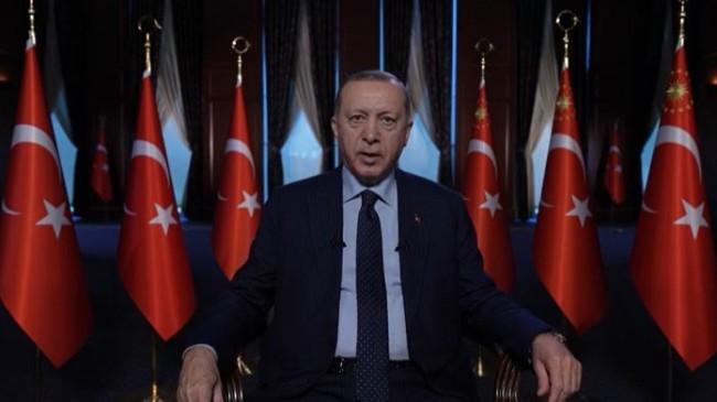Cumhurbaşkanı Erdoğan'dan Dünyaya Mücadele Çağrısı