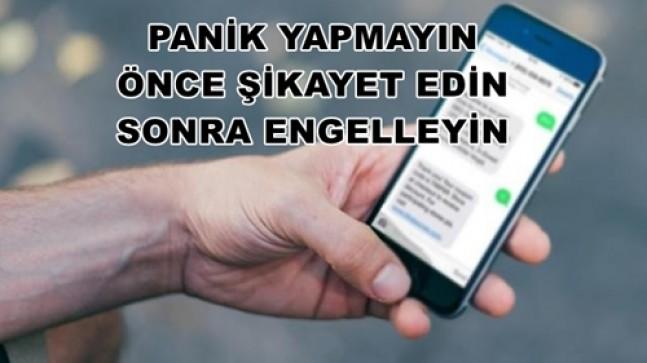 Emniyet, WhatsApp mesajını örnek gösterip uyarıda bulundu: Panik yapmayın, şikayetçi olun!
