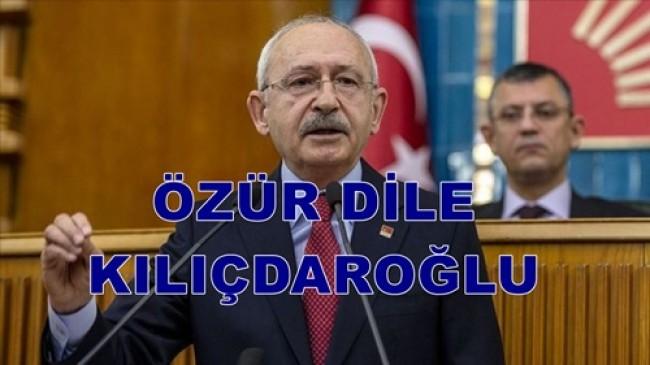 "ÜLKENİN CUMHURBAŞKANINA ""O"" LAFI EDEMESSİN"