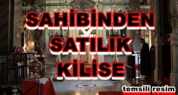 SAHİBİNDEN SATILIK KİLİSE !!!