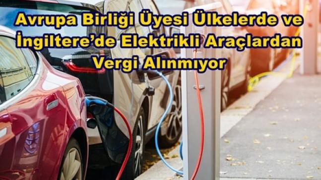 'ALTERNATİF YAKITLARA TEŞVİK SAĞLANMALI'