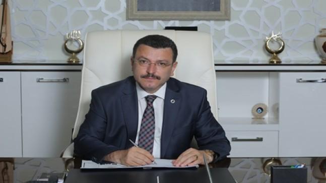 Başkan Genç, Trabzon'un Kurtuluşunu Kutladı