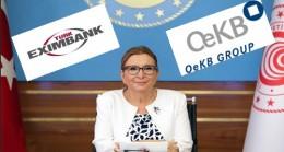 """""""Türk Eximbank ile Avusturya'nın  OeKB  Bankası Arasında Reasürans İşbirliği Anlaşması İmzalandı"""""""