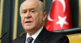 Dr. Devlet Bahçeli : Türkiyeyi Kötülemek,Kundaklamak Kimsenin Haddine Değildir
