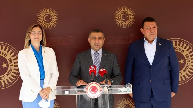 "MHP'Lİ MİLLETVEKİLLERİNDEN "" PAMUK ""  TOPLANTISI"