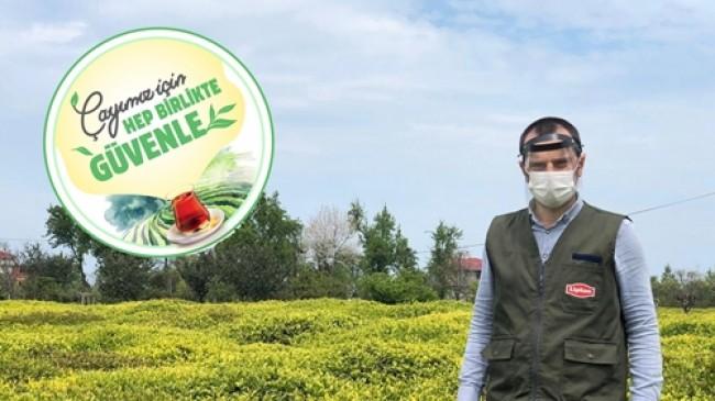 Sağlıklı ve Güvenli Bir Çay Hasadı   İçin Hazırlıklar Tamamladı