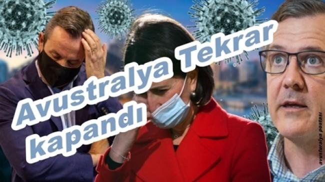 Avustralya'da Kriz Durumu: Virüs Yayılıyor,