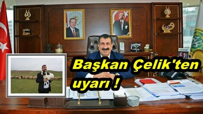 """TÜDKİYEB Genel Başkanı Nihat Çelik: """"Kurbanlık Satışlarında Kurallara Uymayanlara Cezalar Artırıldı"""""""