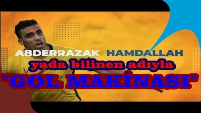 """Fırtına """"Abderazak Hamdallah"""" İle Uçuşa Geçer"""