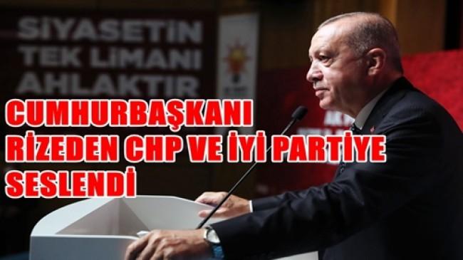 """Cumhurbaşkanı Erdoğan, """"Şunu Unutmayın, Kale İçeriden Fethedilir"""