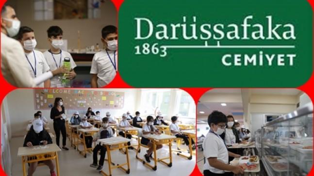 Trabzonlu 8 Öğrenci  Darüşşafaka'daki Eğitimlerine Başladı
