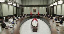 Yüksek Askerî Şûra, Cumhurbaşkanı Erdoğan Başkanlığında Beştepede Toplandı