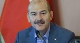 Süleyman Soylu  Trabzonda