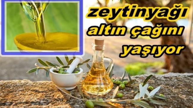 Türk Zeytinyağı Altın Gibi