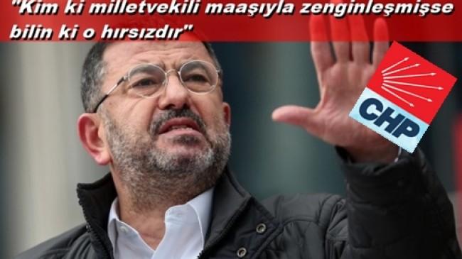 """Ağbaba: """"Utanmasalar 'Roma'yı CHP yaktı' diyecekler"""""""
