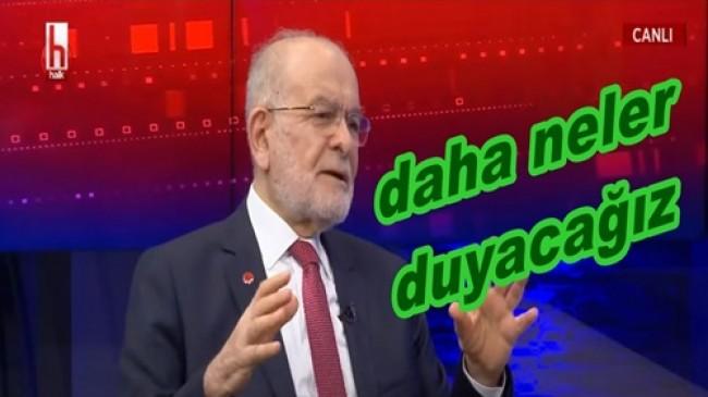 Temel Karamollaoğlu: Ben İslamcı değilim !!!
