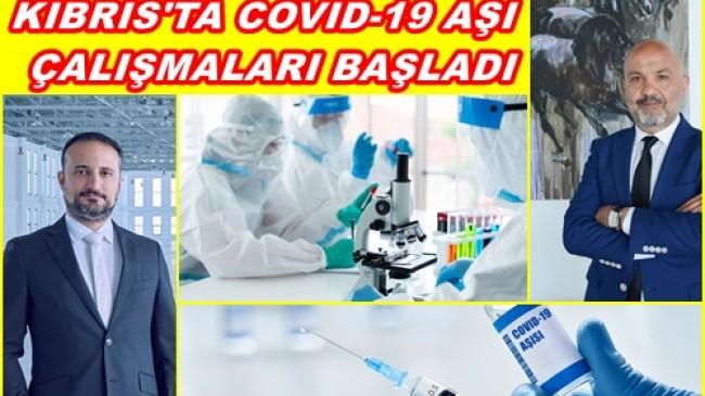 Yakın Doğu Üniversitesi, COVID-19 Aşı Çalışmalarına Başladı