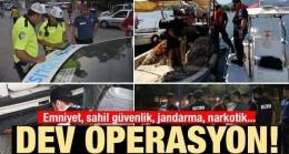 Türkiye Genelinde Huzur Uygulaması Yapıldı