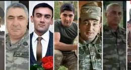 Azerbaycan ordusundan 7 asker hayatını kaybetti, Bakü Ermenistan mevzilerini vurdu