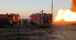 Arap Doğalgaz Boru Hattına Terörist Saldırı