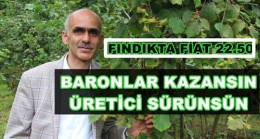 FINDIK BARONLARI SERVETLERİNE SERVET KATIYORLAR