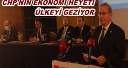 """CHP SÖZCÜSÜ ÖZTRAK: """"NİTELİKLİ YABANCI SERMAYE GELMİYOR"""""""