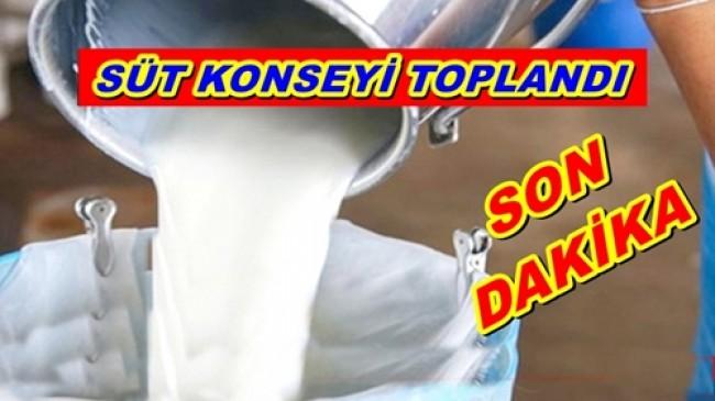 Soğutulmuş Çiğ Süt Tavsiye Fiyatı Belirlendi…