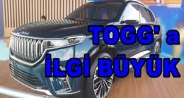 TOGG C-SUV ÖN GÖSTERİM'DE